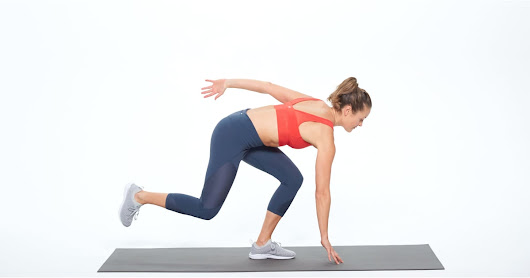 Total Body Bodyweight Workout | POPSUGAR Fitness