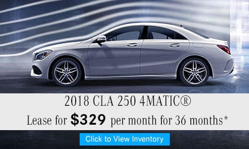 Current New Mercedes-Benz Specials Offers | Mercedes-Benz of Springfield