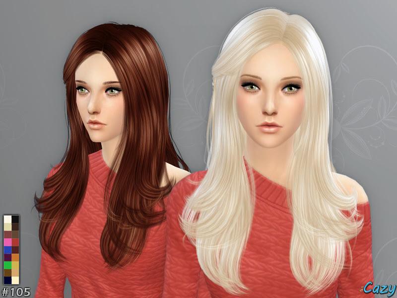 Sims 4 Finds Frisuren