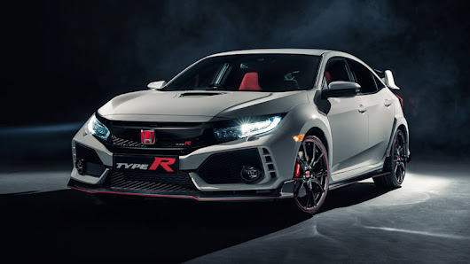 The 2017 Honda Civic Type R is a wonderful caricature of itself - Autoblog