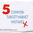 5 Common Mistakes Businesses Make With Their Target Market
