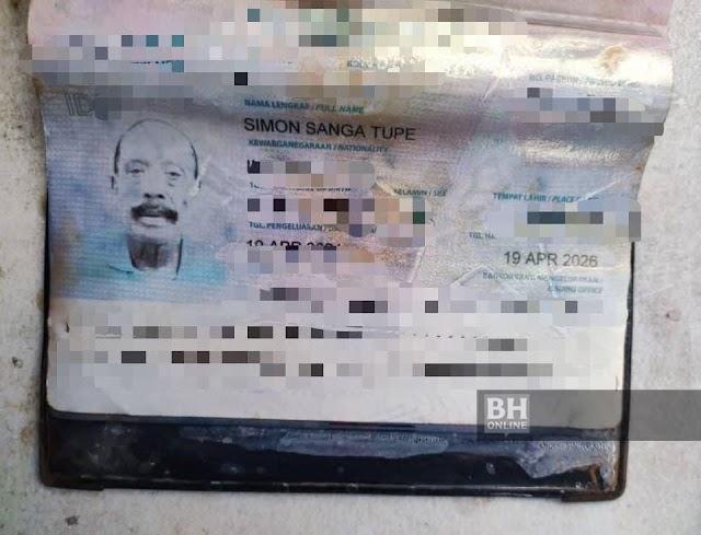Dokumen mangsa insiden Myvi hanyut ditemui. Rupanya Bukan Orang Sembarangan.