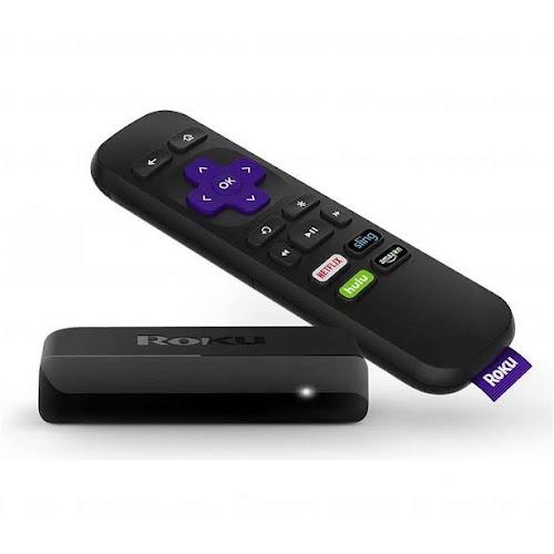 Roku Express Streaming Media Player (2017), Black