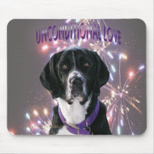 Springer Unconditional Love Mousepad mousepad