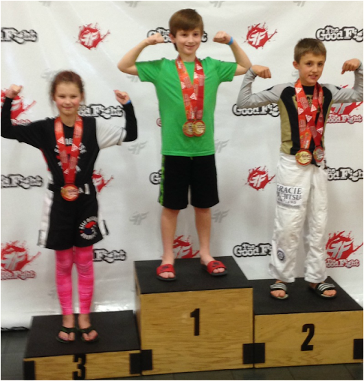 Congratulations to our Goodfight Competitors! - Towson Martial Arts