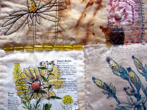 Stitch Ritual ~ detail