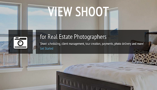 Client Management System for Real Estate Photographers