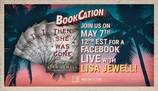 Facebook Live with Lisa Jewell - May 7