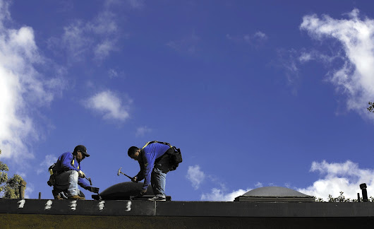 Roofers flooded with calls ahead of El Niño