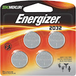 Energizer 2032 Batteries - 4 count