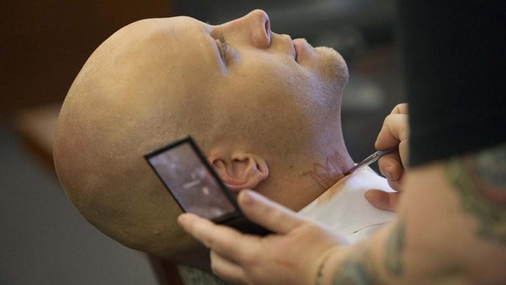 Eeuu Ordenaron Cubrir Los Tatuajes De Un Neonazi Para Poder