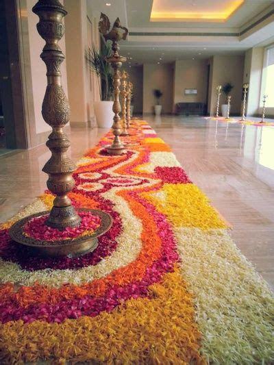 Rangoli Designs for Marriage/Wedding