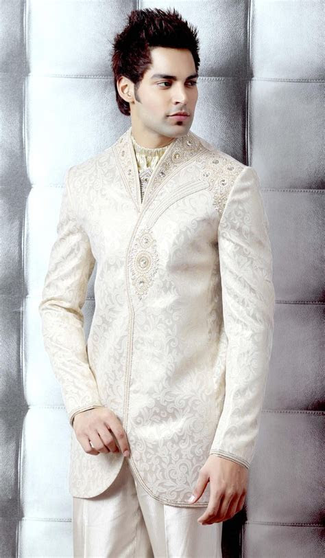 Mens Sherwani Suits   Wedding Sherwanis, Suits, Indo