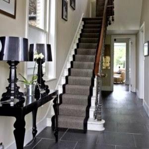 black-lacquered-console-table - Design, decor, photos, pictures ...