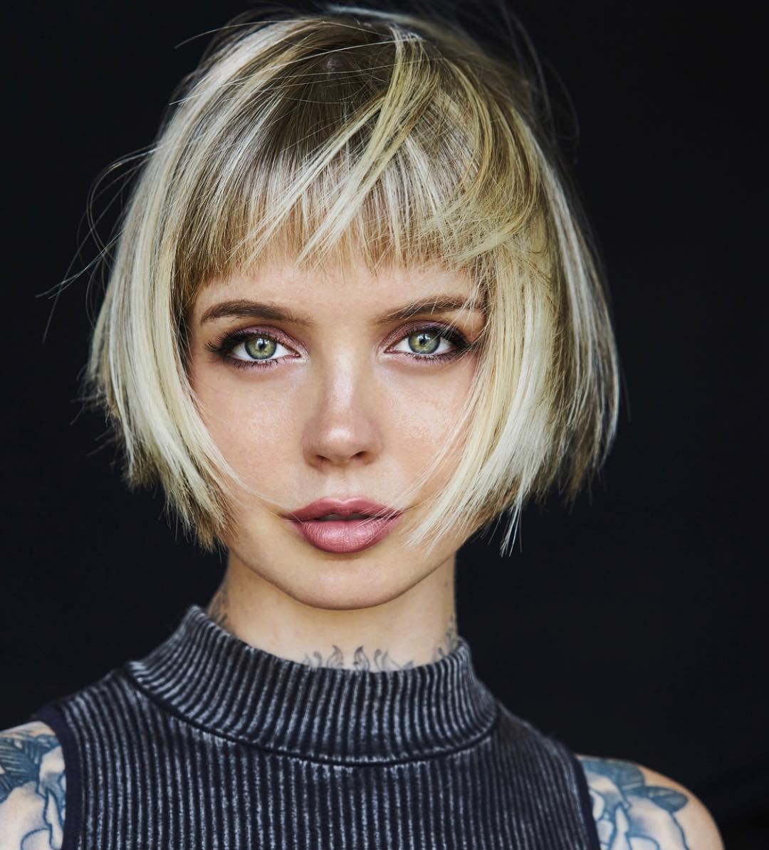 Famous Inspiration 52+ Hairstyle 2019 Female Short