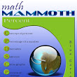Download a free copy of Math Mammoth Percent (PDF) - official source