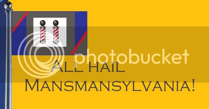 the flag of mansmansylvania