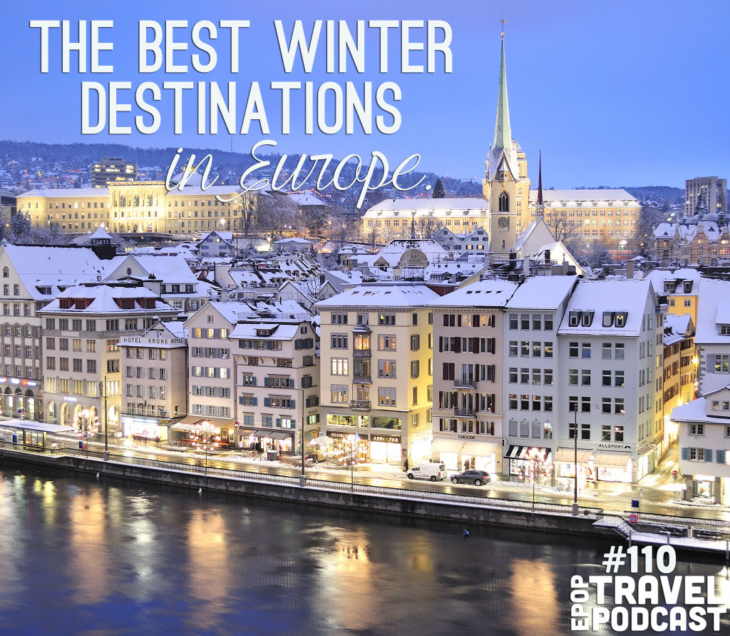 The Best Winter Destinations in Europe  Extra Pack of Peanuts