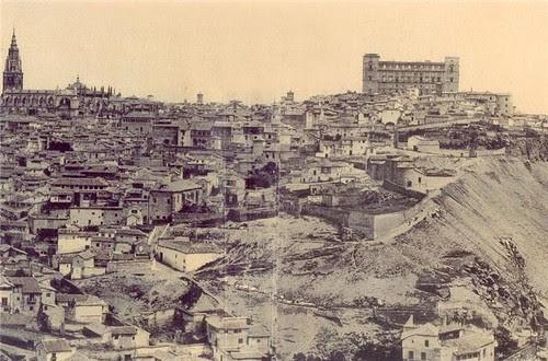 Toledo hacia 1890