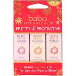 Babo Botanicals Tinted Lip Balm - Holiday - 10 - .45 oz.