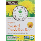 Traditional Medicinals Herbal Tea, Organic, Roasted Dandelion Root, Caffeine Free 16 tea bags 0.85 oz (24 g)