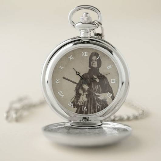 the widow pocket watch