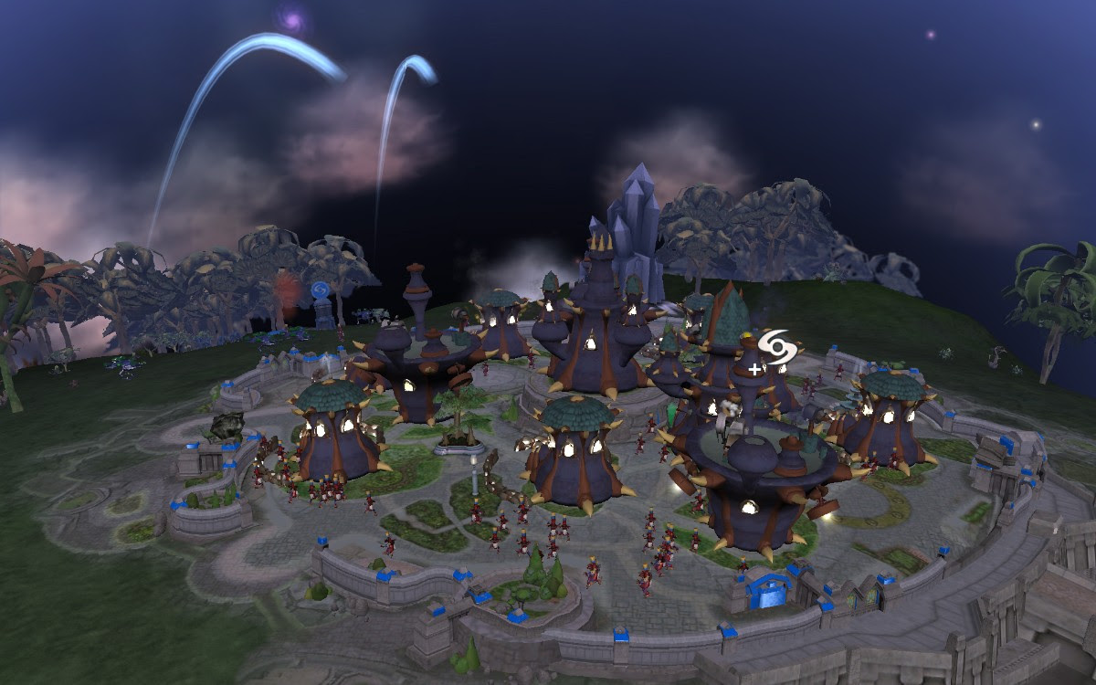 Screenshot of Spore (PC)