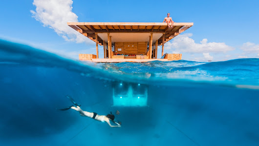 10 of the World's Most Unusual Hotels | Widest