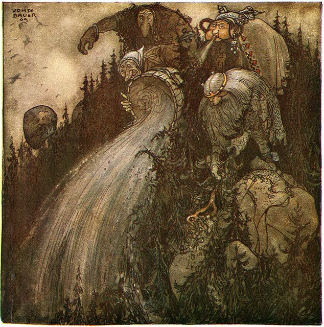 John Bauer - Illustration 3