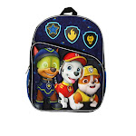 Paw Patrol Sky Patrol 16 Inch Backpack With Sublimation Print & Quilting Details