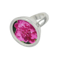 Peony Pretty Pink Rings