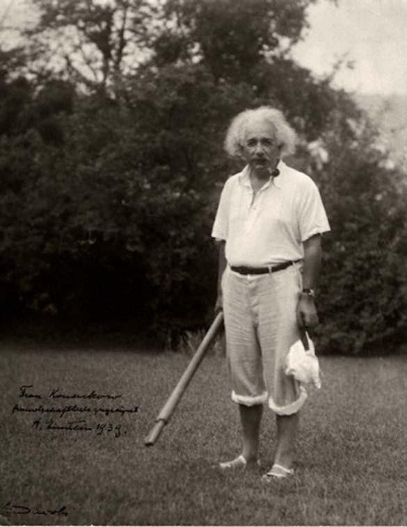 Φωτογραφίες του Albert Einstein όπως δεν τον έχουμε συνηθίσει (7)