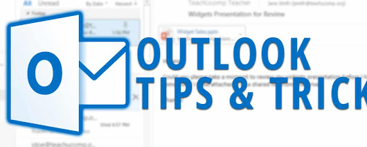 Get more out of Outlook with these simple tips - eStorm Australia