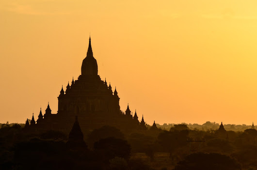 Postcards From Bagan