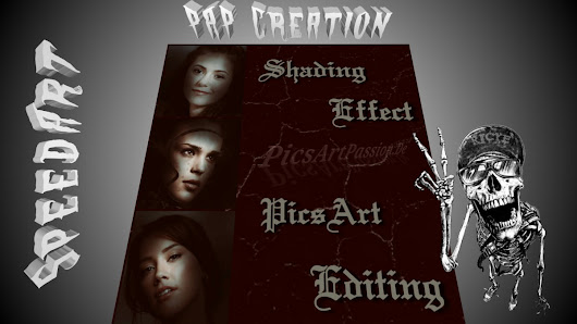 Creative Editing- Shading Effect – SpeedArt