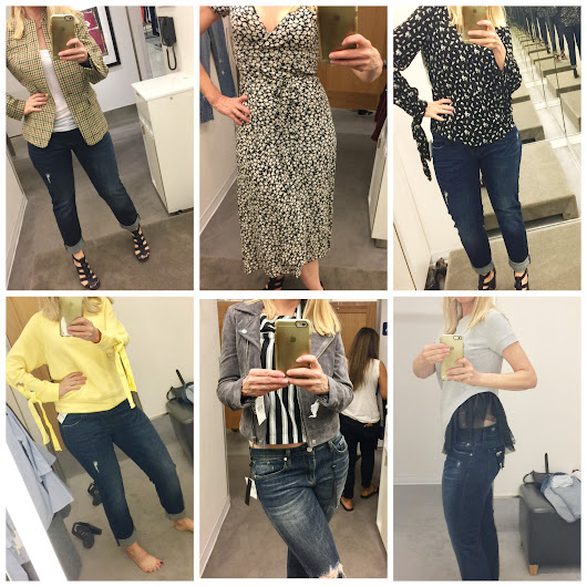 Nordstrom Anniversary Sale - Dressing Room Selfies! - Fashion Should Be Fun