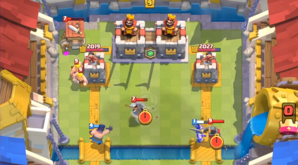 Clash Royale's 2v2 mode reminds me why it's the best free-to-play mobile game screenshot