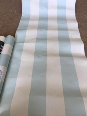 Homebase Camilla Teal Wallpaper X 4 Rolls Posot Class