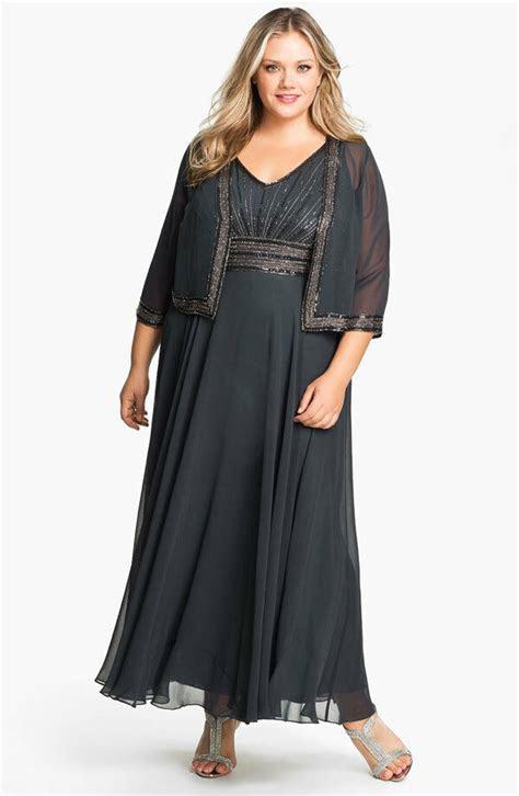 kara embellished chiffon gown jacket mother  bride