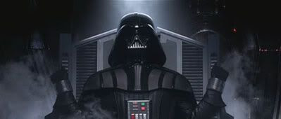 Darth Vader... Finally.