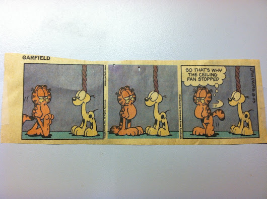 The Weird, Wonderful World of Subversive Garfield Spinoffs — The Awl