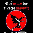Qué negro fue nuestro Sabbath: Biografía no autorizada de Black Sabbath: Amazon.es: Graham Wright, David Tangye, Dreams & Revolution: Libros
