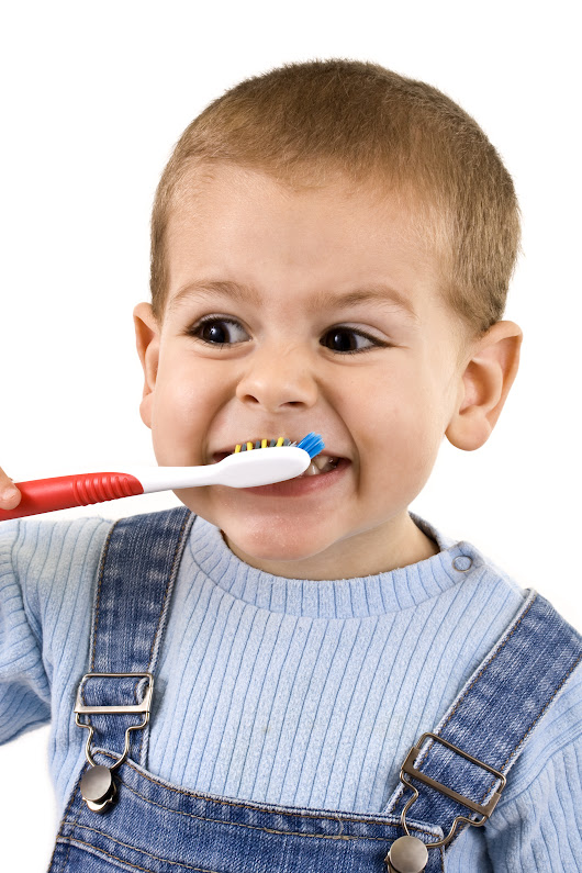 Good Oral Hygiene Starts at a Young Age