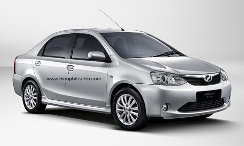 Perodua venturing to compact sedan market - Genius or