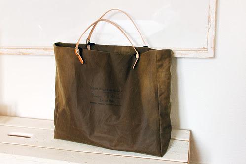 Merchant & Mills Bag; selfmade