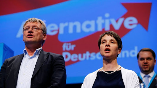 What does Alternative for Germany (AfD) want? - BBC News
