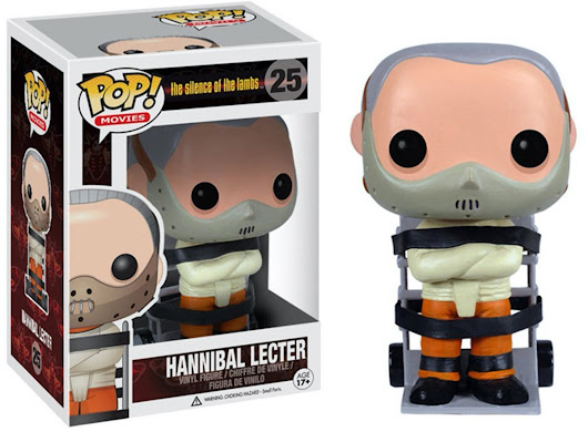 Funko – POP Movies – Hannibal Lecter