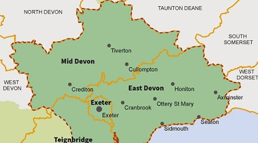 23 February 2017 - Comments invited on new Greater Exeter Strategic Plan (GESP) - East Devon