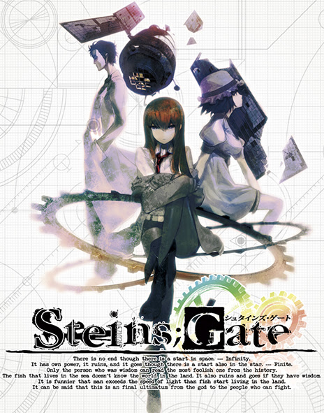 Steins;Gate | Polaster