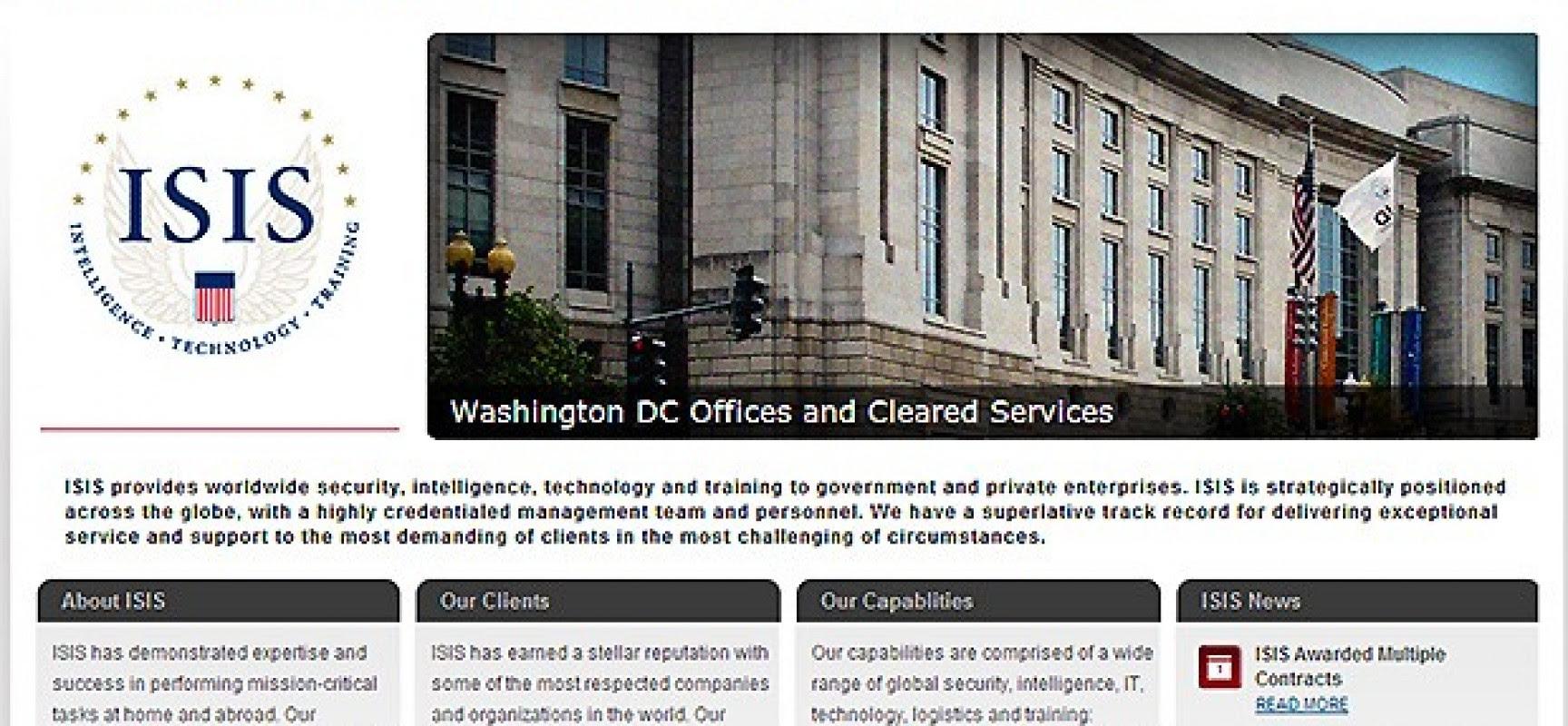 L'ISIS a-t-il son siège à Washington DC ?